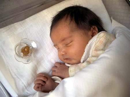 Nacimiento de Marta Danta González